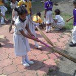 Swachh Bharat Abhiyan, sanskar,gurukulbhopal,bhopal gurukul, gurukul,asharamji bapu, hindu school,